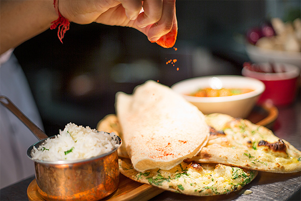Blue Junction - Indian Restaurant & Sports Bar in Morden - Vegetarian